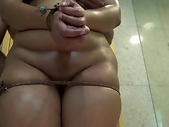 bondage & discipline roleplay indian wifey massage