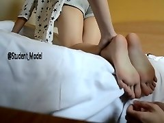 Chinese College Girl Soles Tickling 2