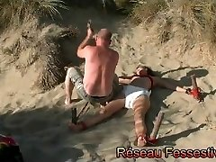 ABDL � la plage version DOMINATION & SUBMISSION par Freddy