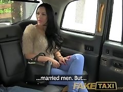 FakeTaxi Nasty domme needs big cock
