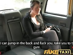 FakeTaxi Girl wants to pay with her hatch instead of her cash