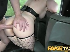 Fake Taxi Horny client underwear fetish
