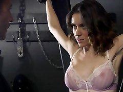 Ashlynn Yennie Bondage Bang-out Scene