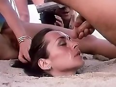 Crazy homemade Outdoor, Facial Cumshot adult clip