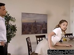 Nubiles-Porno Kristen Scott Potrestaný Za Krokom Otec