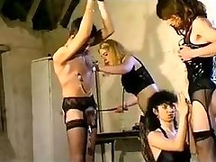 Bisex - Men in Lingerie - Molten French Freaky