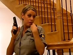 Towheaded cop