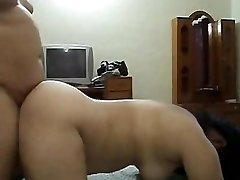 Desi aunty nailed by her boss