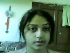 Desi Ilus India Tüdruk Näitab Rind