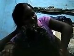 Desi Widow Granny Aunty screwed by her lover (Hindi Audio)