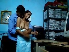 daring marathi office collegue hot sex