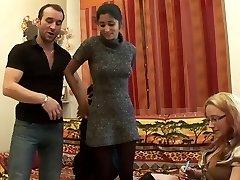 कास्टिंग शौकिया भारतीय लड़की - गड़बड़