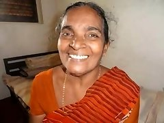 senior citizen making enjoy desi indian south indian blowjob
