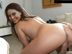Sonakshi Sinha Loves To Poke
