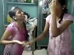 تامیل lesibian مدرسه دختران با صدا (ویروسی-2018)