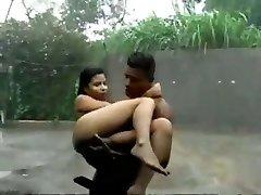 srilankan dekle šoli prevladujejo soseda college boy