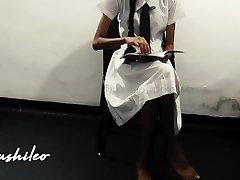 श्रीलंका स्कूल लड़की और शिक्षक नए रिसाव à¶à¶'à¶à·'යෙ à·ƒà¶