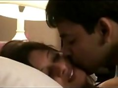 Desi Couples Oozed Clip of Honeymoon Mms