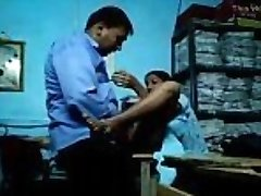 indian sex with office