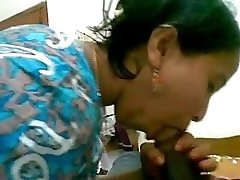 Desi Bhabhi Deepthroats Devar Huge Man Meat
