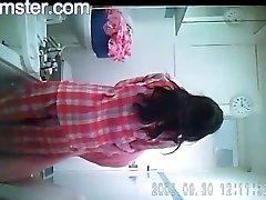 Karšto Bengalų Mergina Darshita Dušas Iš Arxhamster