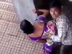 Indian duo caught in public