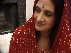 Stunning Anglo-Kashmiri Indian Adult Movie Star