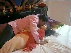 भारतीय जोड़ी बिस्तर में सेक्स
