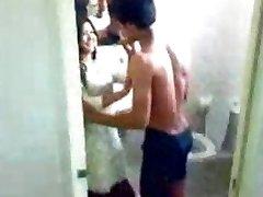 Indijas koledžas meitene swapna fucked viņas jaunais chachu skandāls, zemas Kvalitātes