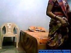 Indijos Karšto Aunty Fuck