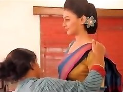 बांग्लादेशी - लड़के का आनंद ले रहे गर्म चाची