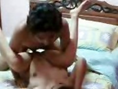 Minu India Naine Püütud Seksiga Naaber