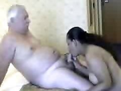 Chubby Indian Stunner and senior Tourist