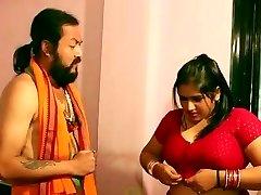 Swamiji nautida ilus Bhabhi
