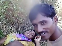Naughty Amateur video with Indian, Outdoor scenes