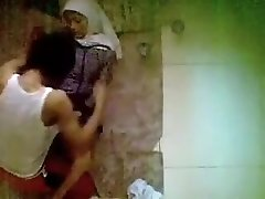 Hijabi Horny Arabian immature Pound Caught By Hidden Cam