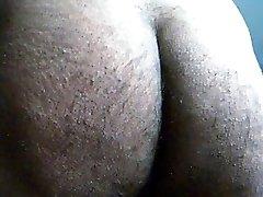 India karvane haigutav perse/sitapea lähivõttes