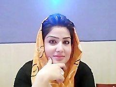 Karšto Pakistano Merginos kalbėti apie Musulmonų Paki Lyties Hindustani