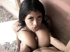 Incredible Amateur video with Girlfriend, Big Mammories scenes