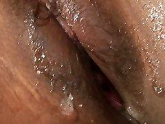 Ēstgribu Indijas gf izpaužas viņas incītis licked