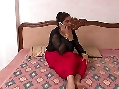 Two Mature Indian Aunty Enjoying Bumpers Press