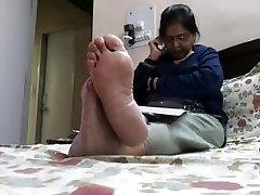 Feet of Mature Indian GODDESS 6