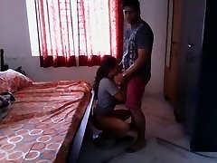 Karstā Bengāļu meitene tukša, fuck ar neighobour viņas istabā