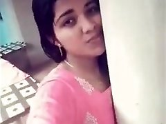 Malayali Girl Selfie Video To Paramour