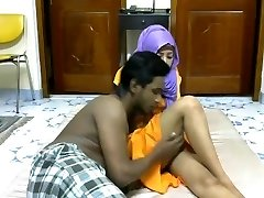 Freshly married south indian couple with ultra hot babe WebCam Show (Trio)