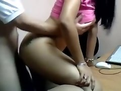 Desi Angel Humped By Manager In Office
