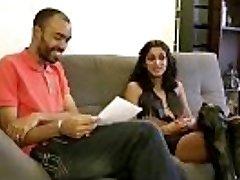 इंडियाना एक भारतीय एक पोर्न कास्टिंग