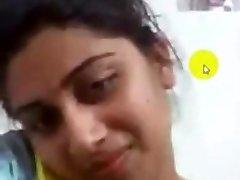 desi collage lady masturbation on Skype for her boyfriend