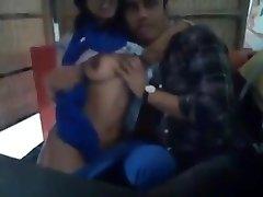 Bangladeshi Bf& GF in restaurant 3-Full on hotcamgirls . in