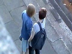 Lesbians in public